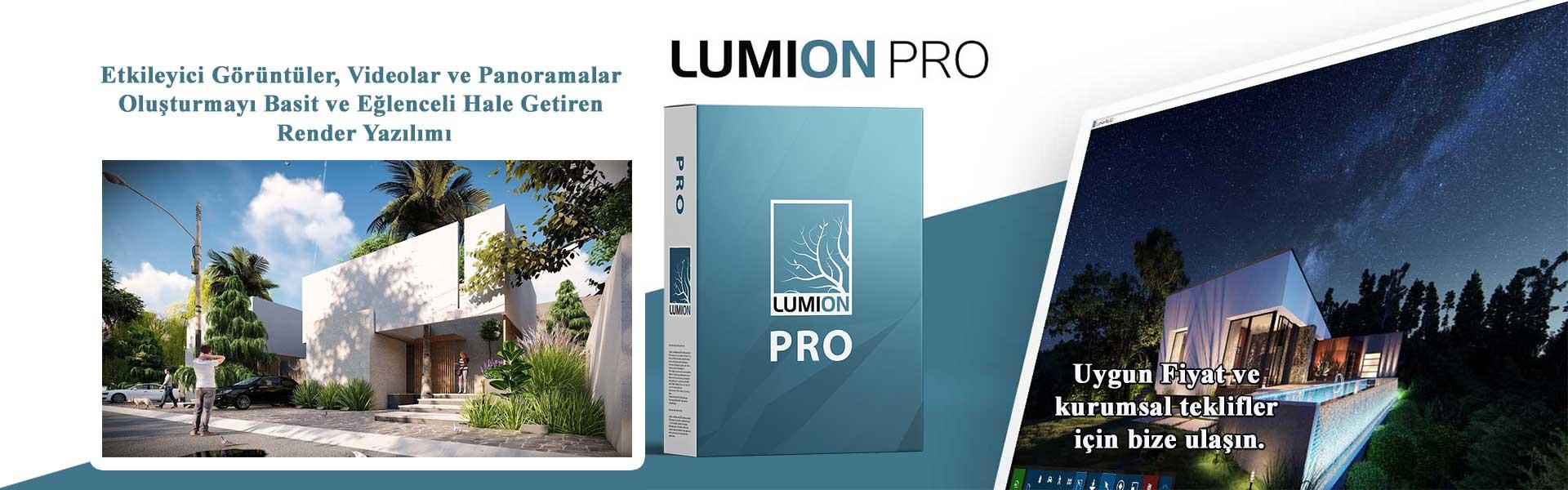Lumion-pro-slider